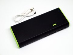 Power Bank Mz-30000 mAh black 3USB+LED фонарь