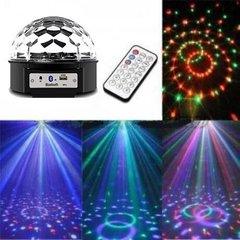 Диско шар Magic Ball Super Music Light c bluetooth